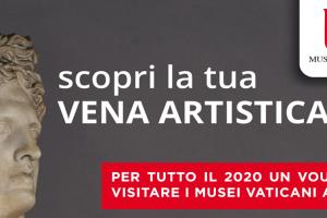 Musei Vaticani a soli 4€